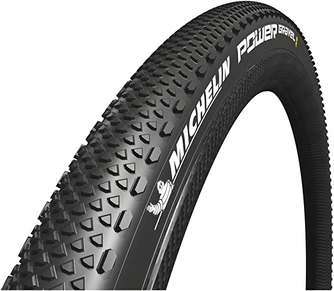 MICHELIN Pneu 700x35 Power Gravel Tubeless Souple Neumático de ...