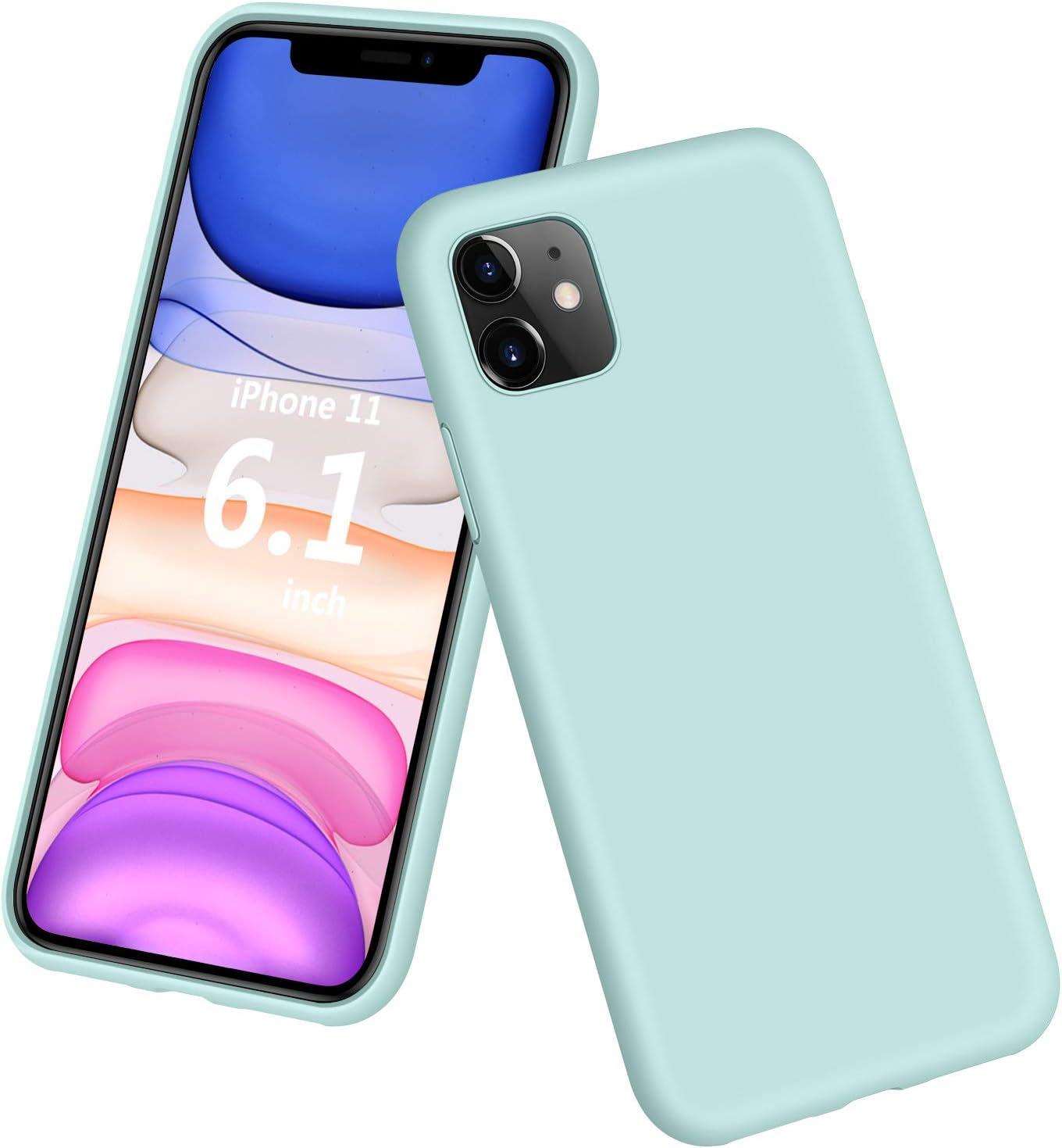 Coque iPhone 11Nike Vert Antichoc Premium Coque Compatible iPhone 11