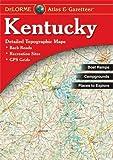Kentucky Atlas & Gazetteer by Delorme (2010-06-01)