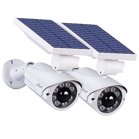 Amazon.com: Sensor de movimiento de energía solar para ...