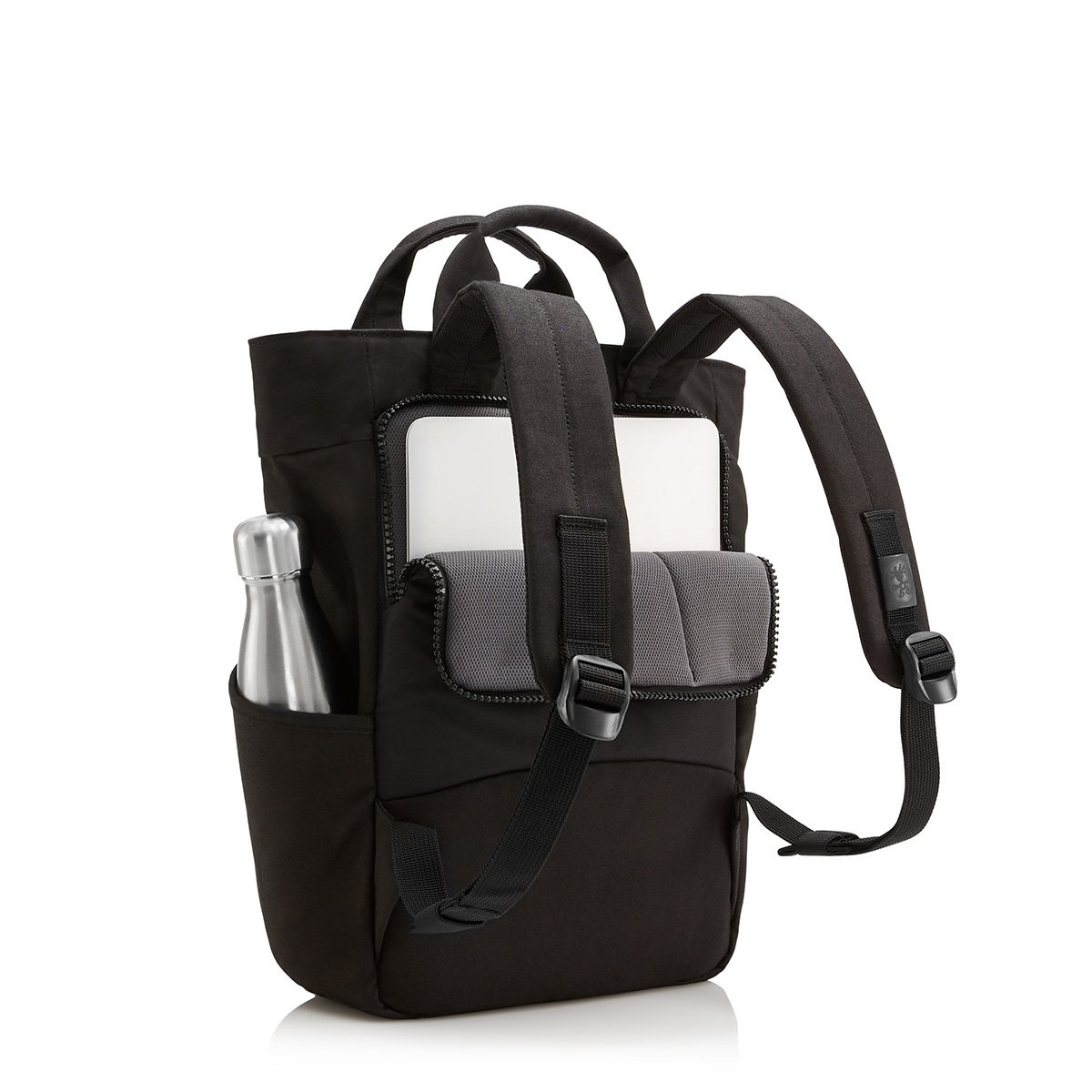 """discount for sale size 7 clearance prices Crumpler Hybrid Tote-Style Bag With 13"""" Padded Laptop Compartment, Black"""