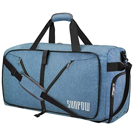 SUNPOW 115L Travel Duffel Bag, Extra Large