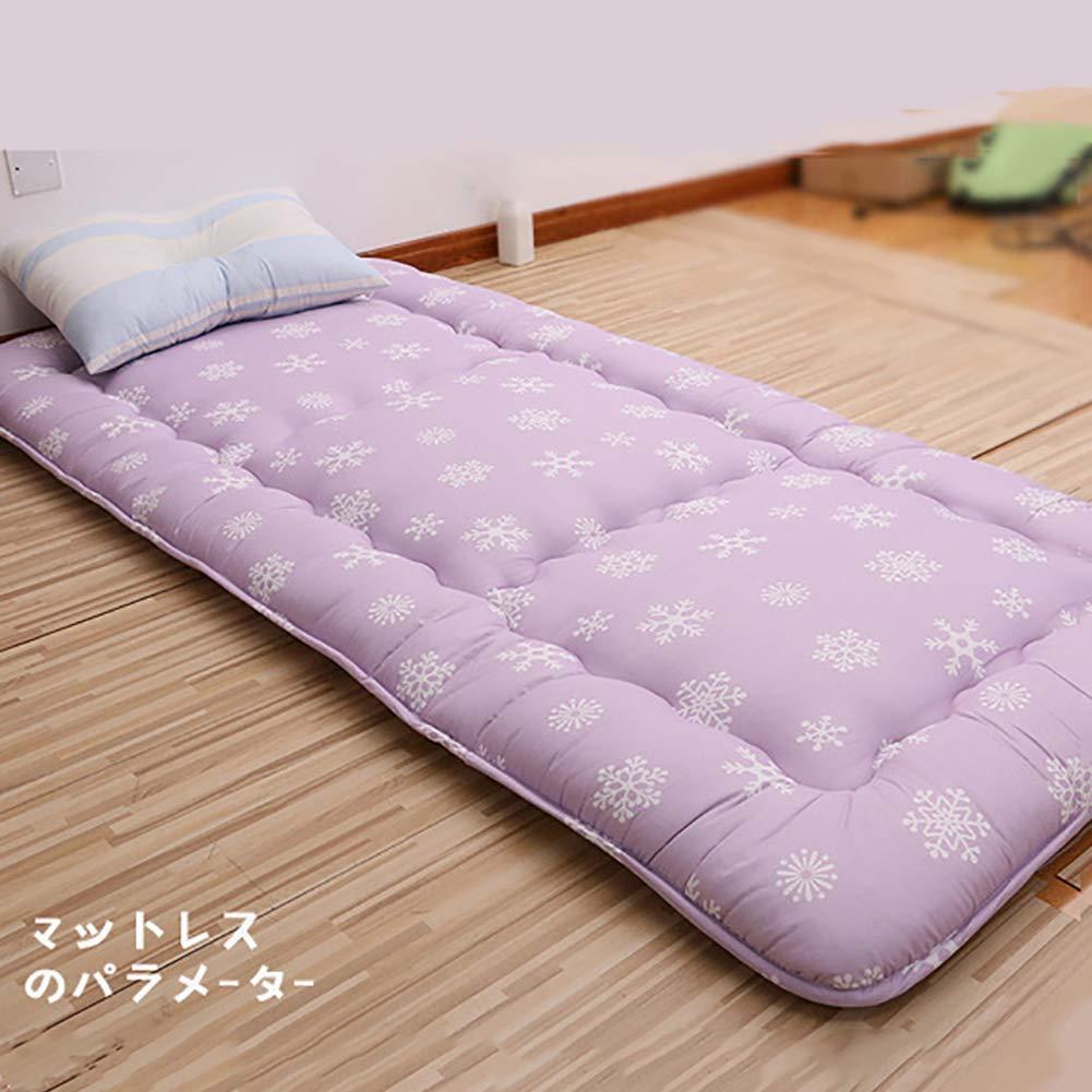 パッド 畳床のマットレス ポケットコイルマットレス,眠っているパッド フロアマット 布団 マットレス トッパー マットマット 学生のため-C 120*200cm B07R8MC62P C 120x200cm(47x79inch)