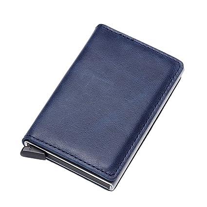 Portatarjetas de Crédito RFID Ventana Emergente Automática ...