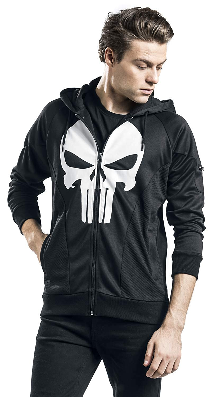 Unbekannt The Punisher Logo Trainingshose schwarz