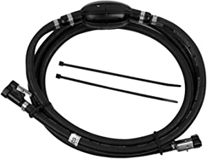 "OEM Evinrude Johnson BRP 5/16"" 8' EPA Compliant Hose and Bulb Assembly - 5008609"