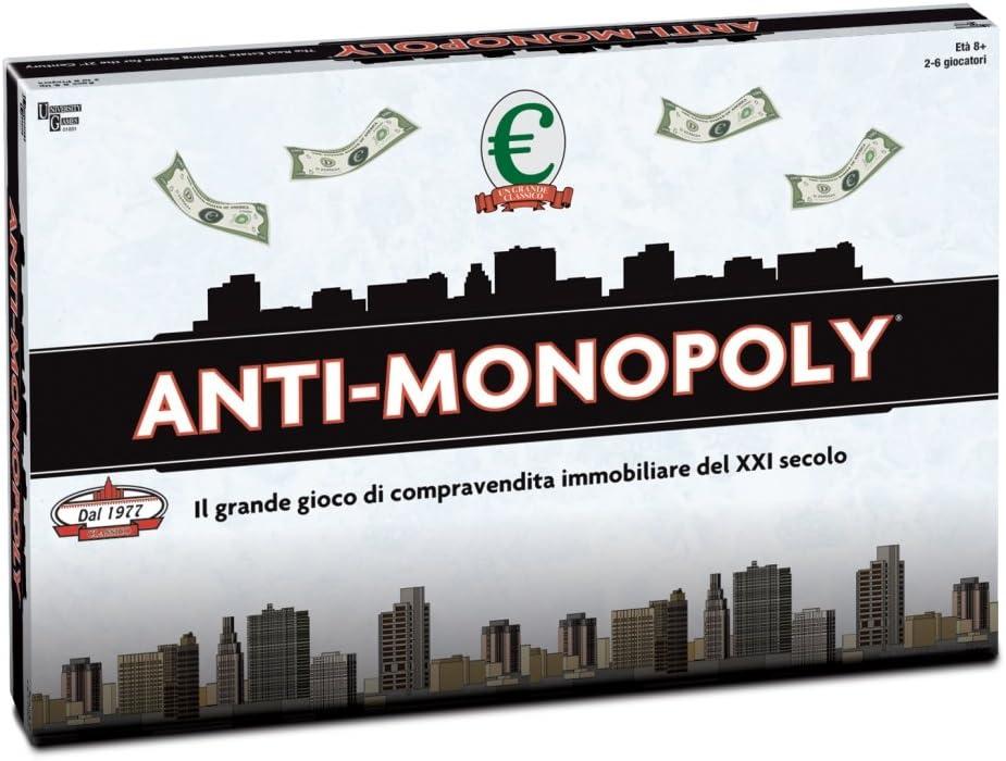 Rocco Juguetes 1851 – Anti-Monopoly , color/modelo surtido: Amazon.es: Juguetes y juegos