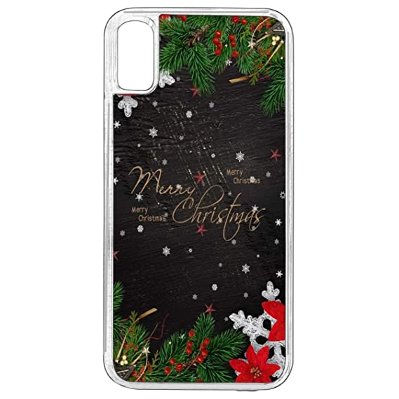 Christmas Iphone X Case.Amazon Com Case For Iphone X Case For Iphone X Christmas