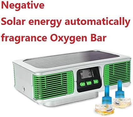 Amazon.es: AMYMGLL Purificador de aire Doble perfume solar anión ...