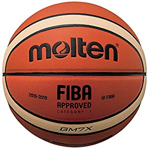 Molten X-Series Indoor/Outdoor Basketball, FIBA Approved – BGMX
