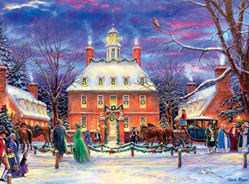 Buffalo Games Escapes: Governor's Party - 1000 Piece Jigsaw Puzzle by Buffalo Games