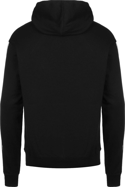 Adidas Shadow Trefoil Hoody Black Noir