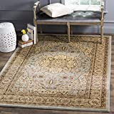 Safavieh Lyndhurst Collection LNH330G Traditional Oriental Medallion Grey and Beige Area Rug (3'3″ x 5'3″) Review