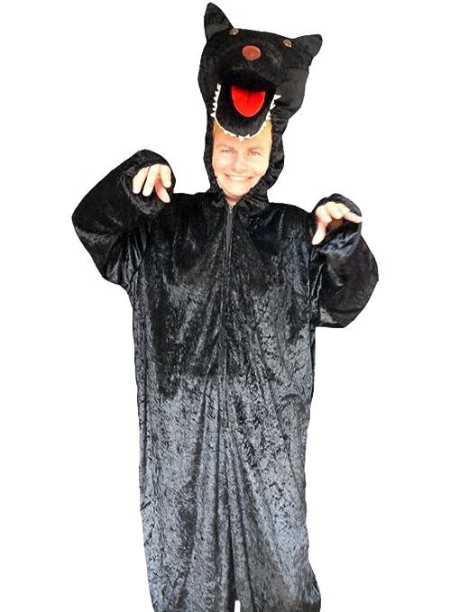 ikumaal  Ikumaal SU16 - Costume da lupo per Halloween, per bambini e adulti ...