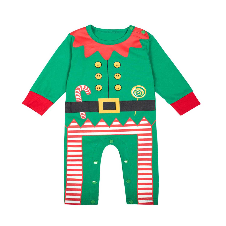 2 Pijamas de Navidad para beb/és y ni/ños