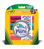 Crayola - 7 Mini Markers