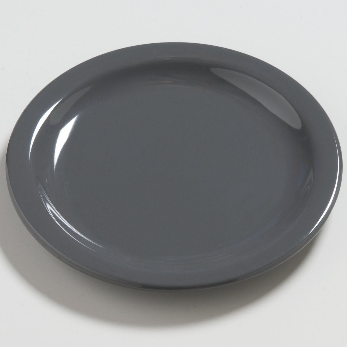 Black Set of 48 Carlisle 4385003 Dayton Melamine Dinner Plates 10 Carlisle FoodService Products 10