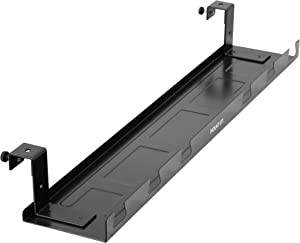 MOUNT-IT! Under Desk Cable Tray [23