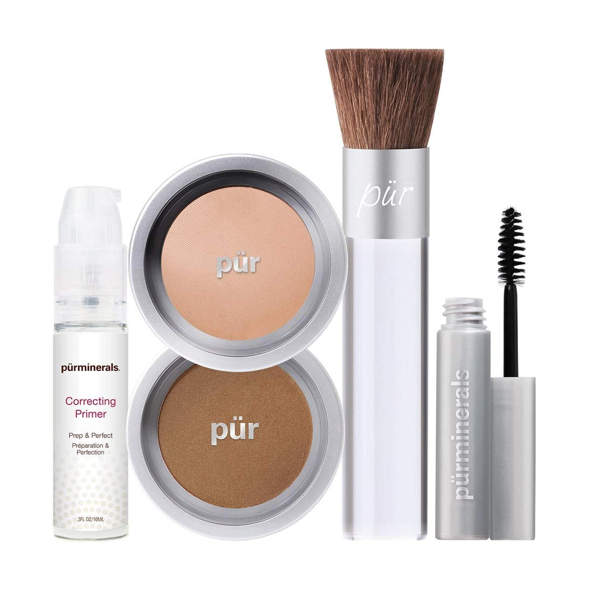 4-Piece Flawless Complexion Starter Kit in Blush Medium by PUR Cosmetics