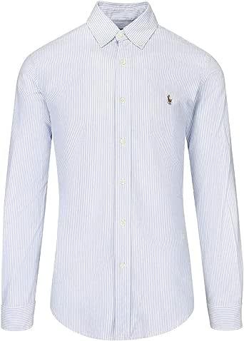 Ralph Lauren - Camisa formal - Classic Oxford: Amazon.es: Ropa y accesorios