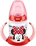 Nuk Biberón aprendizaje de silicona Minnie Mouse Disney 150 ml Tigex