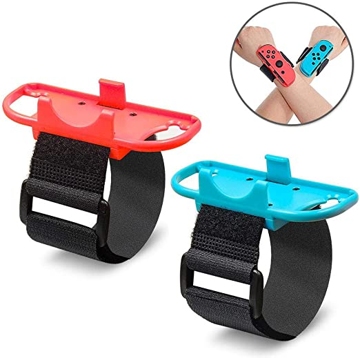 Wrist Dance Band para Nintendo Switch Joy Cons Controller Game ...