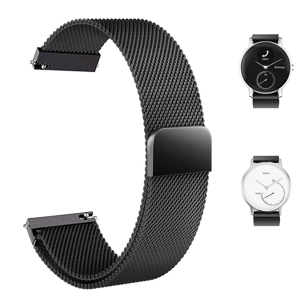 Amazon.com: Aemus Replacement Bands Compatible Withings ...