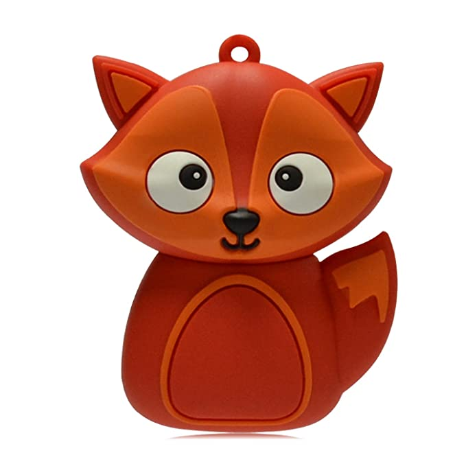 2 opinioni per 818-Shop no31900090008 Hi-Speed 2.0 USB PenDrive 8GB Fox rosso