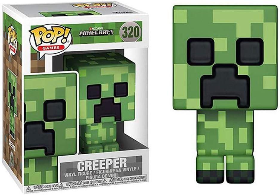 LBBDrrAL Enredadera Pop Juegos Paisaje de la decoración Exquisita Minecraft y Figura Coleccionable: Amazon.es: Juguetes y juegos