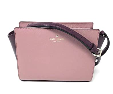 60d3f83bf Amazon.com: Kate Spade Grand Street Hayden Colorblock Leather Crossbody:  Shoes