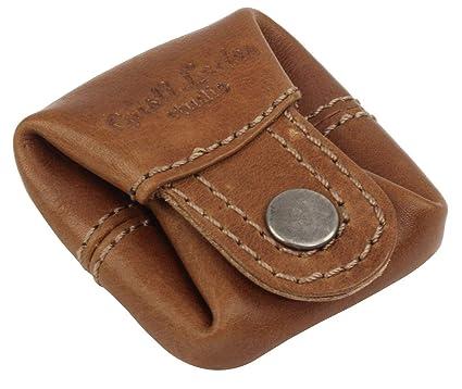 """8a165b0a5 Monedero Gusti Cuero studio """"Linus"""" Cartera Pequeña de Cuero Porta  Monedas Retro Vintage"""