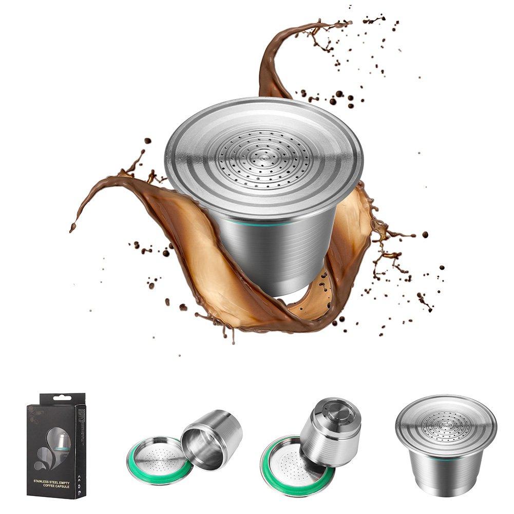 Konesky Cápsulas de cápsulas de café para la máquina de café ...