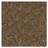 "Board Dudes 12"" x 12"" Dark Cork Tiles 4-Pack (82VA-4)"