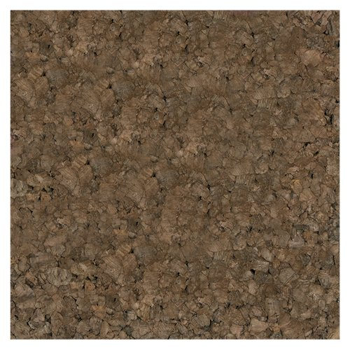 Board Dudes 12 x 12 Dark Cork Tiles 4-Pack (82VA-4) CXN60
