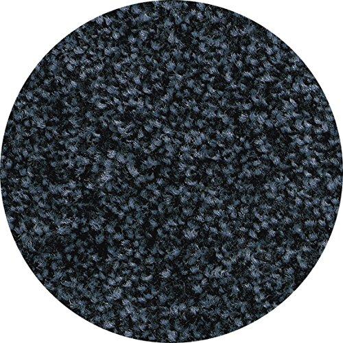 American Floor Mats Deluxe Carpet Slate Grey 5' x 6' Entry Mat Gripper Back (Entrance Mats Slate)