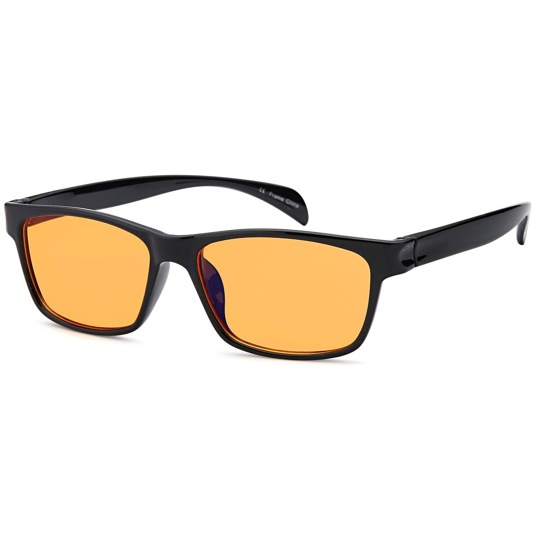 Blue Light Blocking Glasses Orange Tint