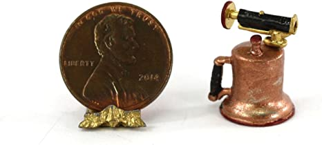 Blacksmith sign 1//12 scale  dollhouse miniature