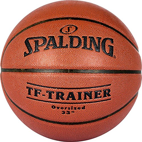 Spalding TF Trainer Oversized (74–8788) – Dark Orange