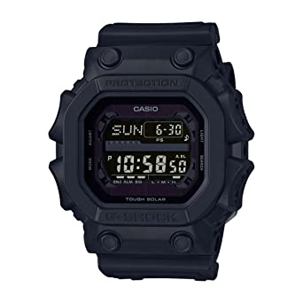 0778f997d0d Amazon.com  Casio G-Shock GX-56BB Blackout Series Watches - Black ...