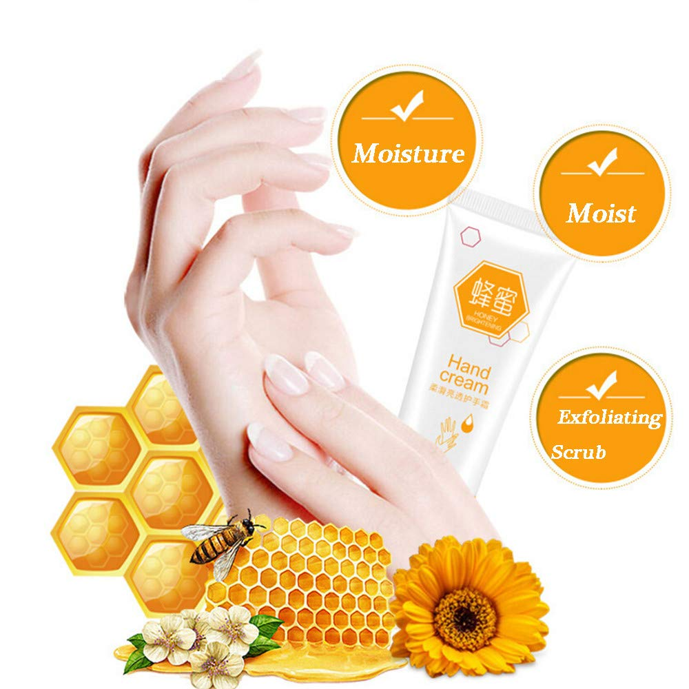 Euone Honey Dry Moisturizing Moisturizing Hand Cream Hand Lotion Creams by Euone