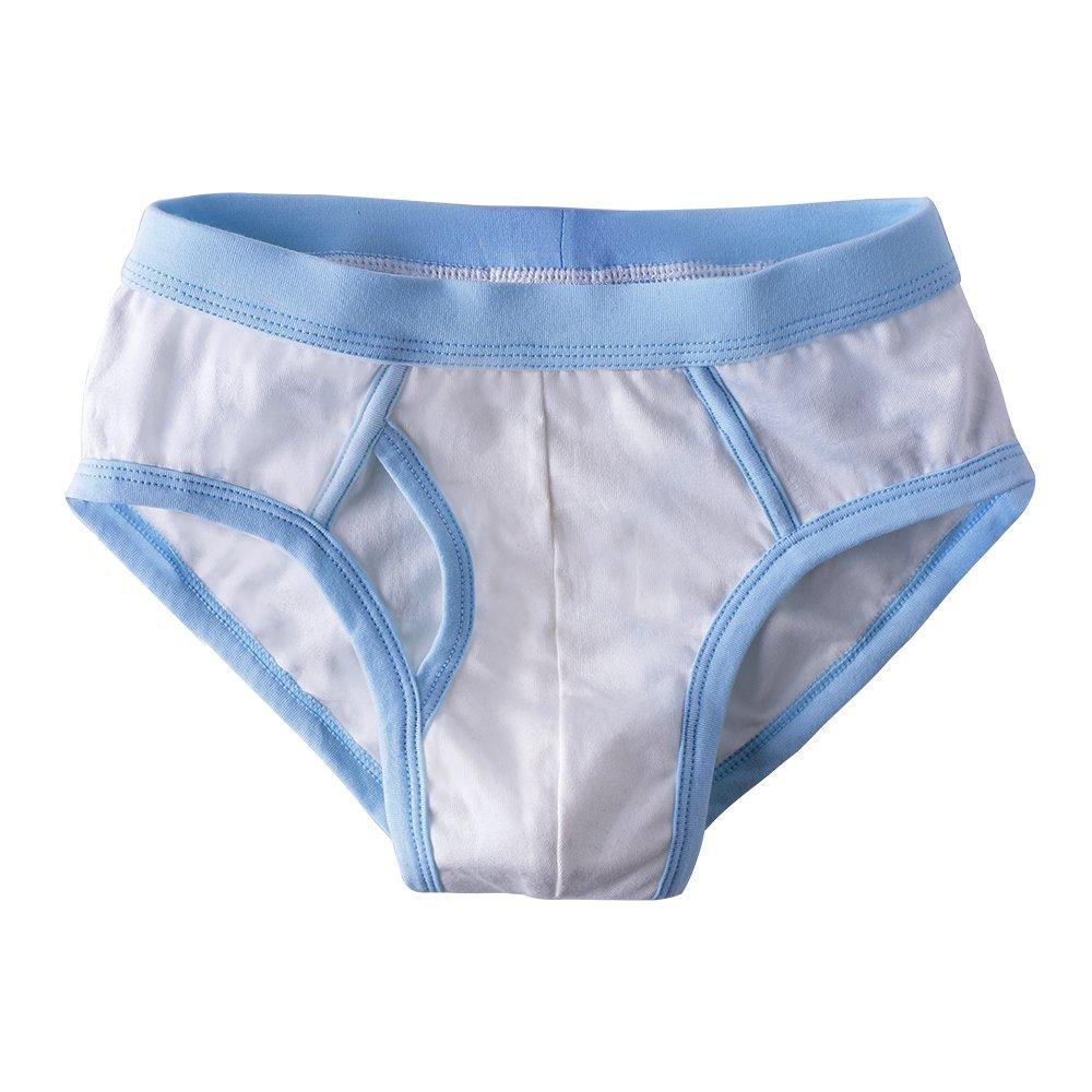 Kidsparadisy Boys Underwear Training Pants Underpants Briefs Set Shorts 4 Pack