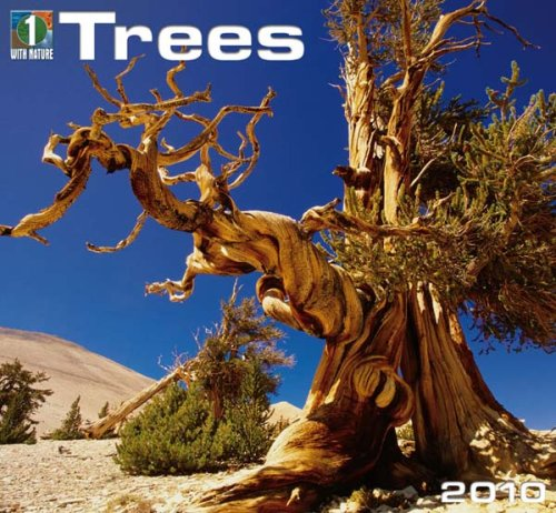 Trees 2010 Wall Calendar (1 With Nature)