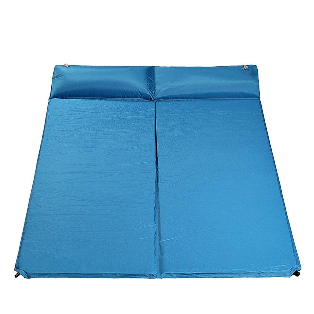 xbzz outdoor-Isomatte mit doppelten automatische aufblasbare Matten Isomatte