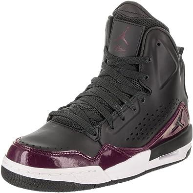 Jordan Nike - Zapatillas de Baloncesto para niños SC-3 BG ...