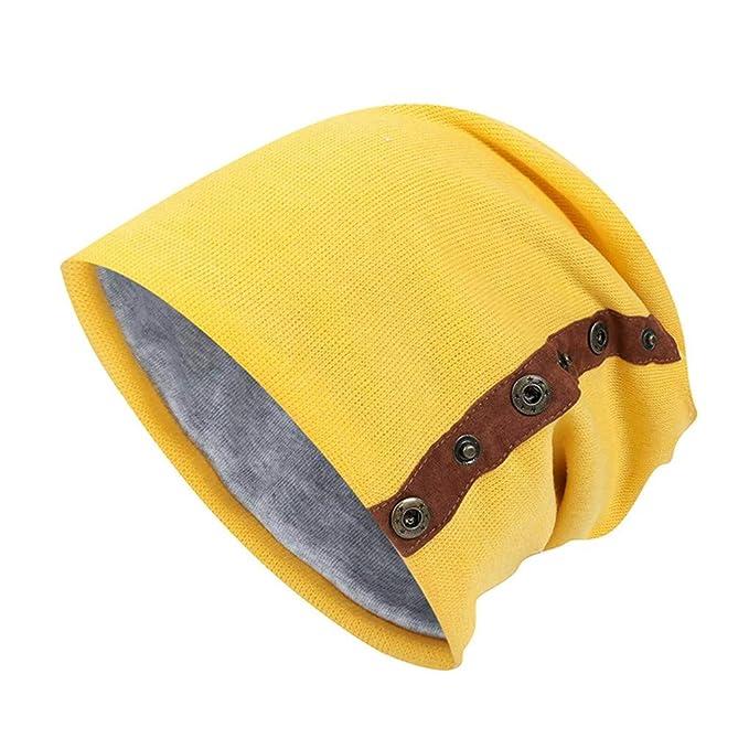 Staresen Sombrero Hombres y Mujeres Unisex al Aire Libre sombrilla Sun  Sombrero de Gorra de béisbol de Secado rápido Unisex Knit Cap Sombrerode  Moda al Aire ... a2790232082
