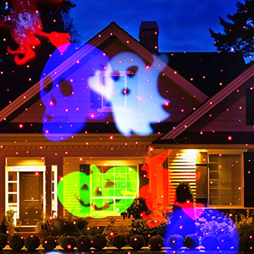 Christmas laser light newest version ucharge snowflake led import it all - Outdoor laser light show ...