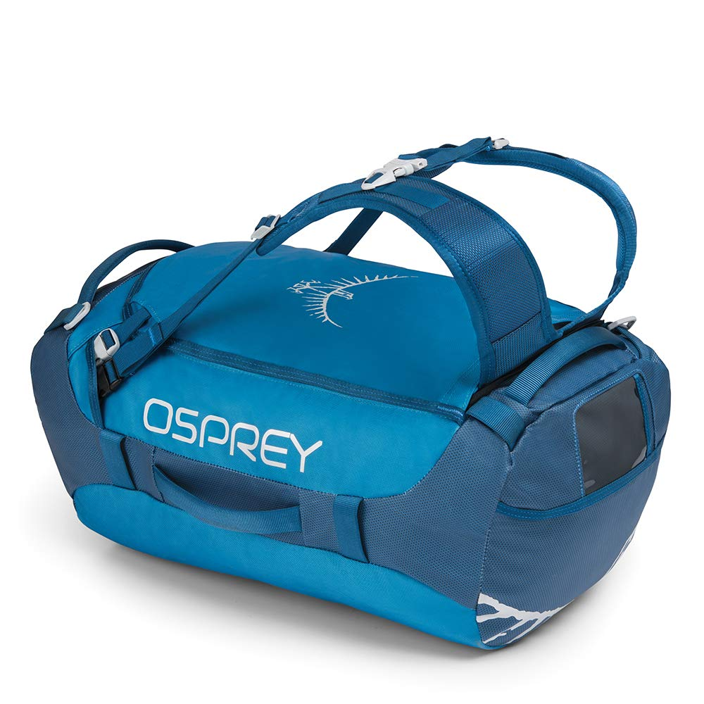 Osprey Transporter 40 Durable Duffel Travel Pack with Harness Mixte OSPSF|#Osprey 10001154