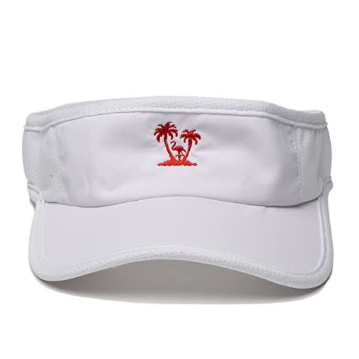 209112e4 Image Unavailable. Image not available for. Color: Yaayan One Size Women  Twill Cotton Visor Embroidered Custom Sports Hats ...
