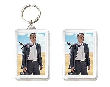 Llavero y Imán Tom Hanks: Amazon.es: Juguetes y juegos