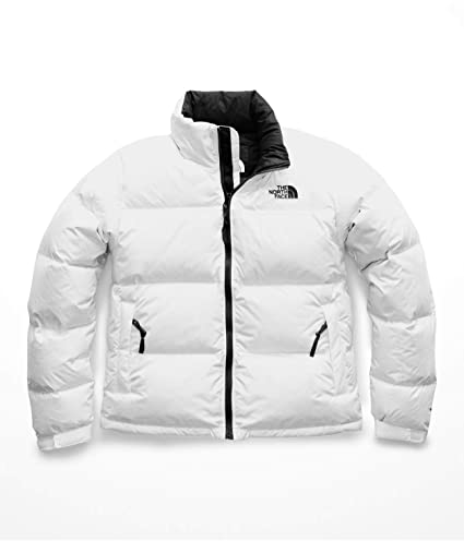 d2ea38c7db The North Face 1996 Retro Nuptse Jacket Women TNF White (NF0A3JQRFN4) (Large )